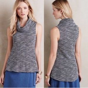 Anthropologie Dolan Cowl Neck Charente Sweater Top